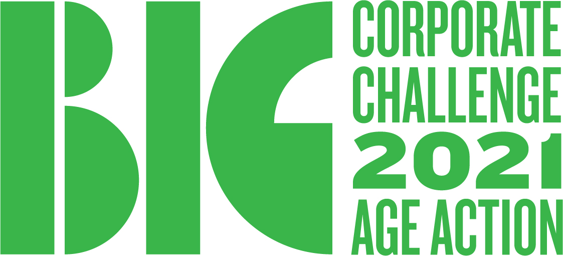 Age Action BIG Corporate Challenge 2021