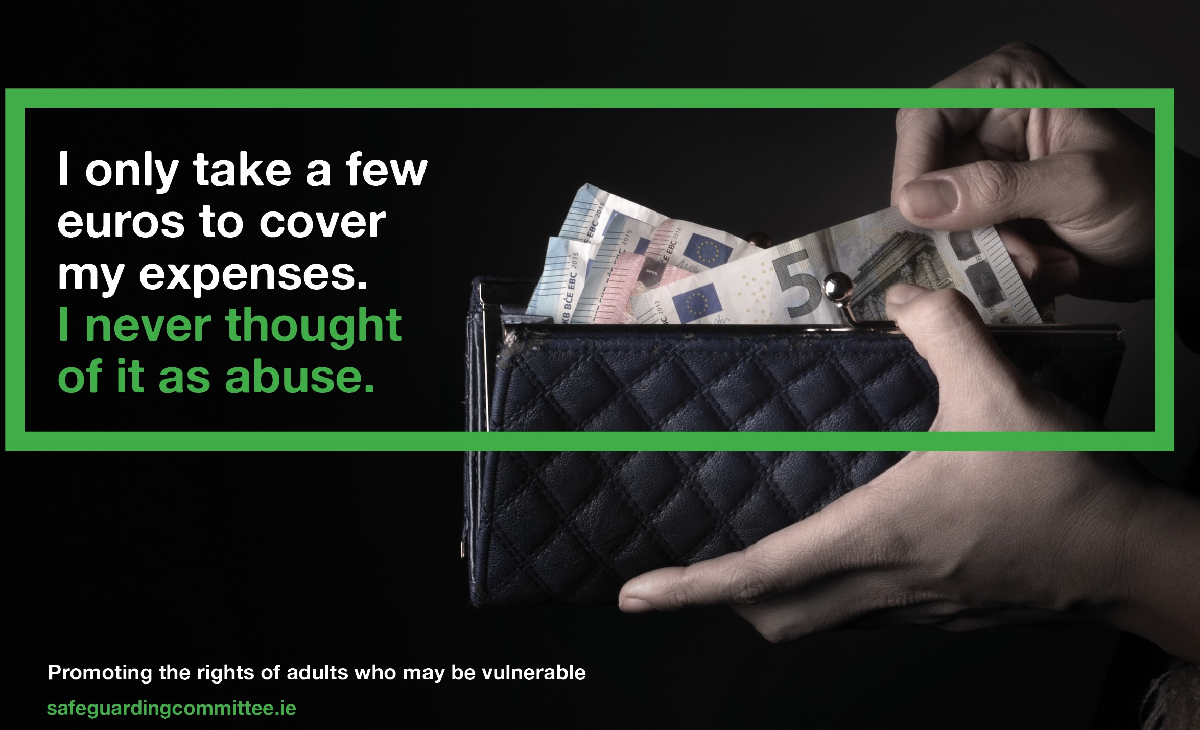 National Safeguarding Committee abuse campaign