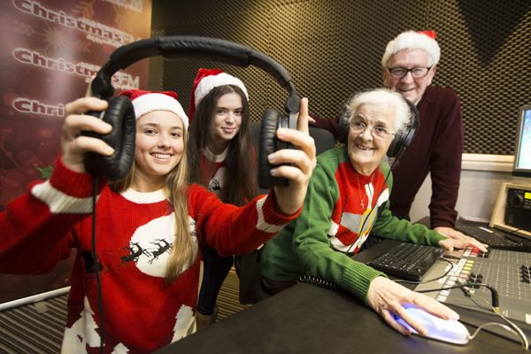 age action christmas fm