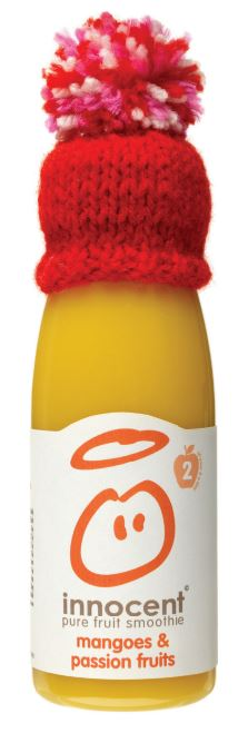 Free Knitting Patterns | The Big Knit | Innocent Smoothies supporting Age Action