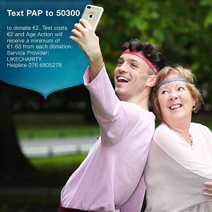 TAKE A SNAP AND TEXT PAP