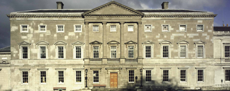 Leinster House Kildare Street