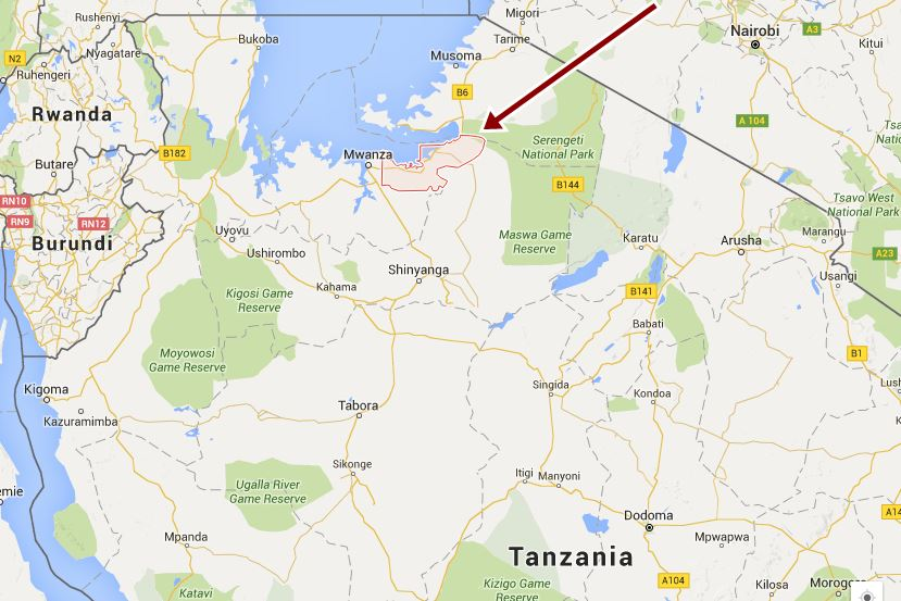 Magu District Tanzania