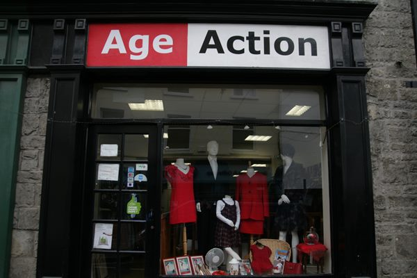 Age Action | Wedding ring found among garments donated to Age Action charity shop