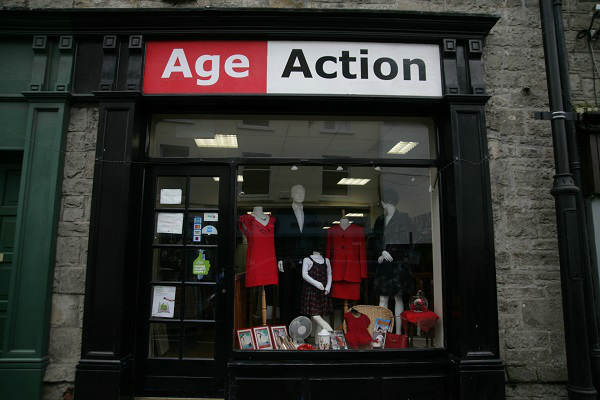 Age Action Charity Shop | Monaghan