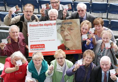 Protect the Dignity of Older People | Age Action Ireland