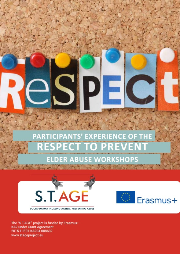 Cover of Respect to Prevent report