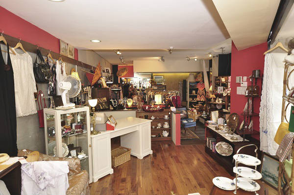 Dun laoghaire age action for Furniture charity shops