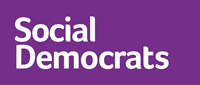 Social Democrats logo | Age Action | General Election 2016
