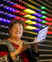 Google Silver Surfer Award Winner, Trudy Nealon