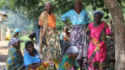 Group of older women at the Sukuma older persons forum | Tanzania | Ageing in the Developing World | Age Action