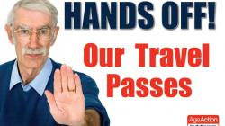 Hands off our Travel Pass
