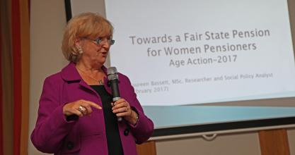 Support a fair State Pension