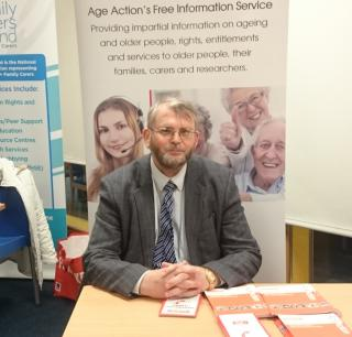Senior Information Officer Gerry Scully