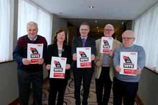Launch of the Age Action General Election manifesto
