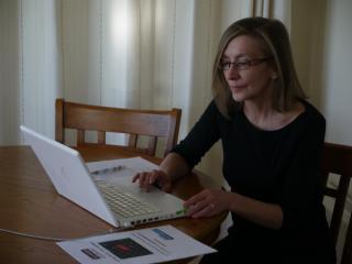Age Action volunteer Hana Niedermeierova