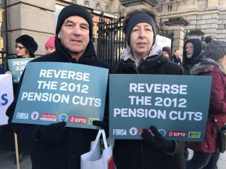 Fair State Pension