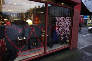 Vintage Night Age Action Shop Camden Street