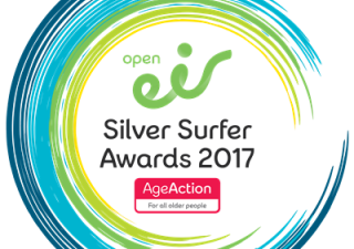open eir Silver Surfers Awards with Age Action