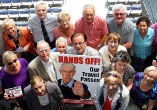 Older People   Travel Passes   Ireland   Age Action