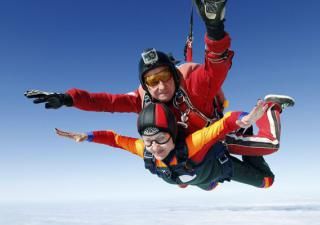 Fundraise for Age Action | Skydive 2016
